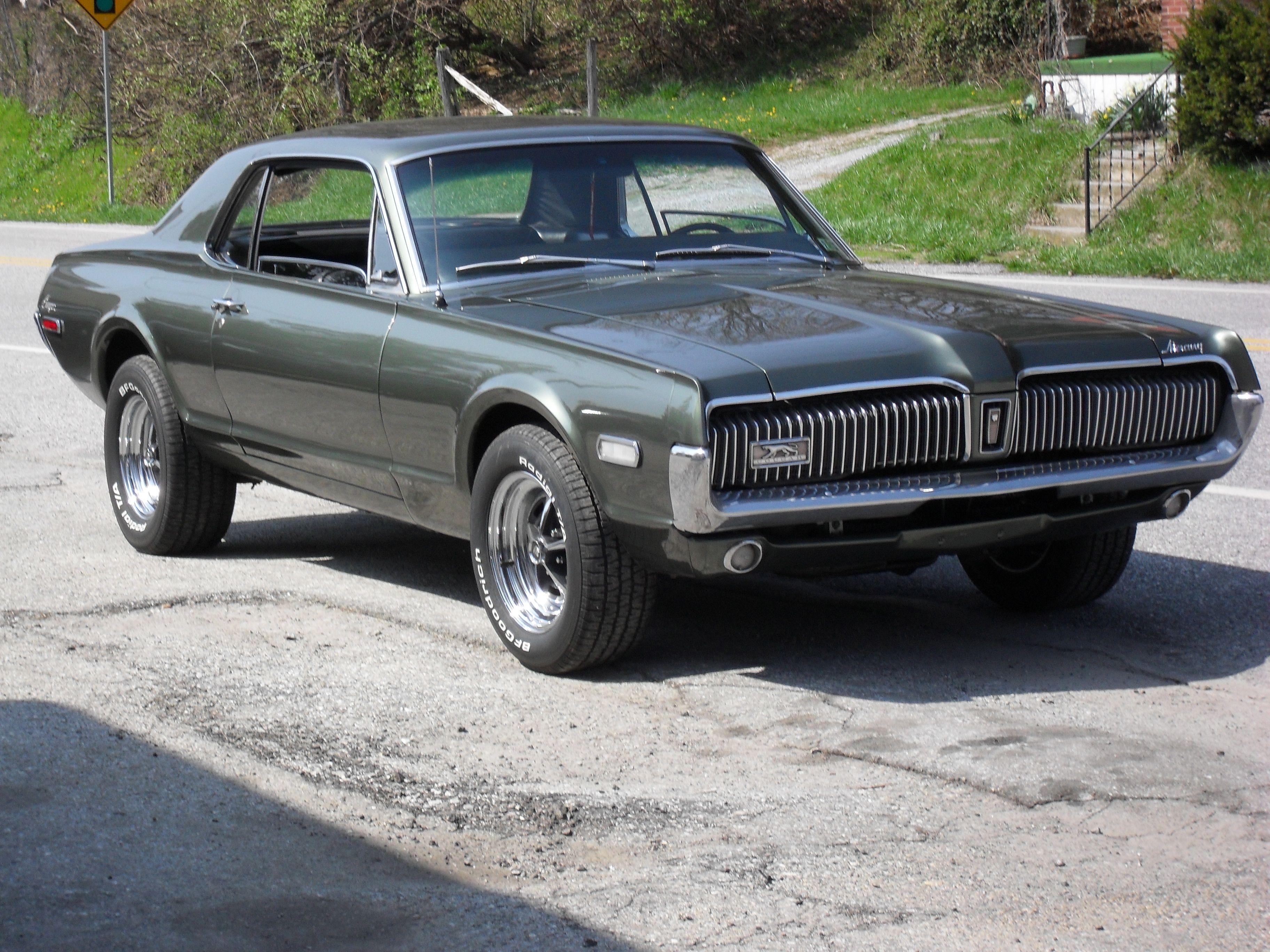 68 Mercury Cougar
