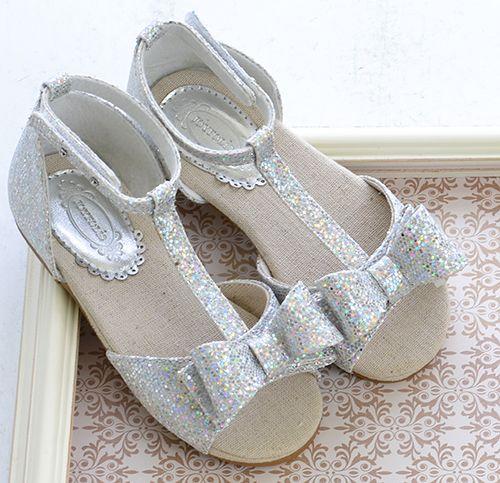 bc9c44c13e3 Joyfolie Silver Naomi Girls Fancy Shoe  60.00