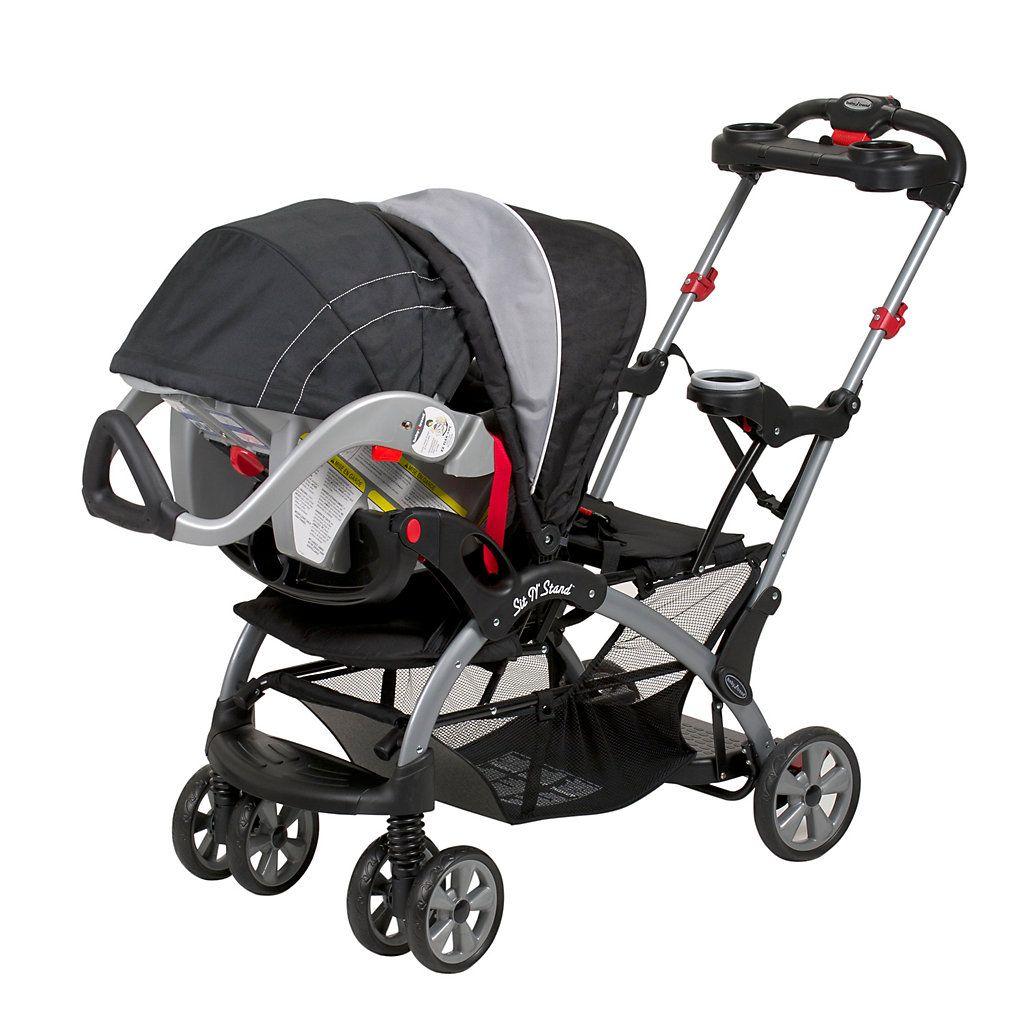 Baby Trend Sit 'N Stand Ultra Stroller Toddler stroller