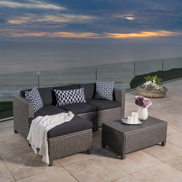 Best Moses 5 Piece Outdoor Sofa Set Outdoor Sofa Sets Patio 400 x 300