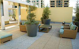 Precast Concrete Roof Pavers Precast Concrete Concrete Roof Concrete Pavers