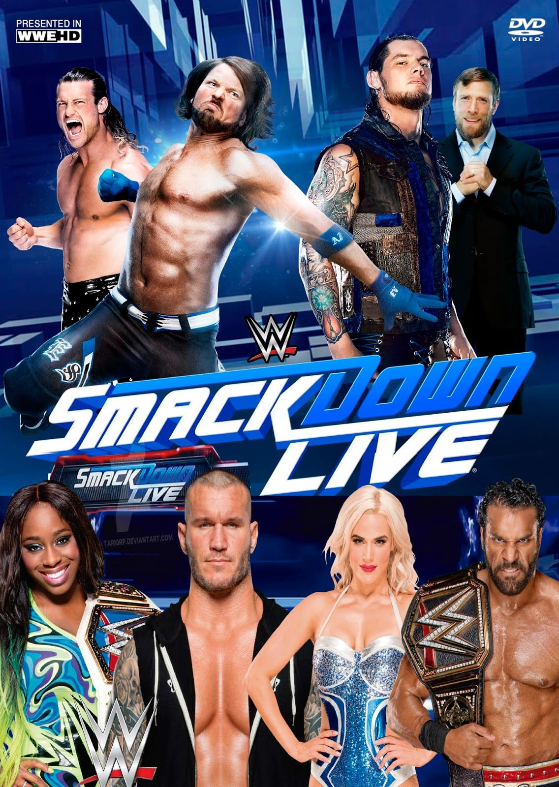 WWE Smackdown Live 10 September 2019 HDTV 720p 480p 300MB