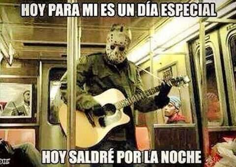 #viernes13 :)