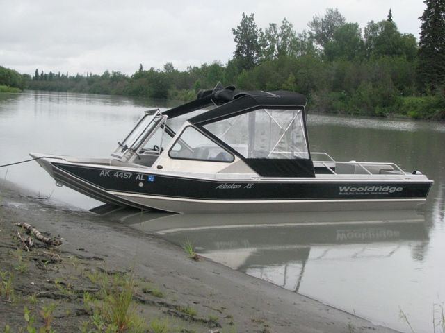 Alaskan Xl Inboard Wooldridge Boats Boat Fishing Boats For