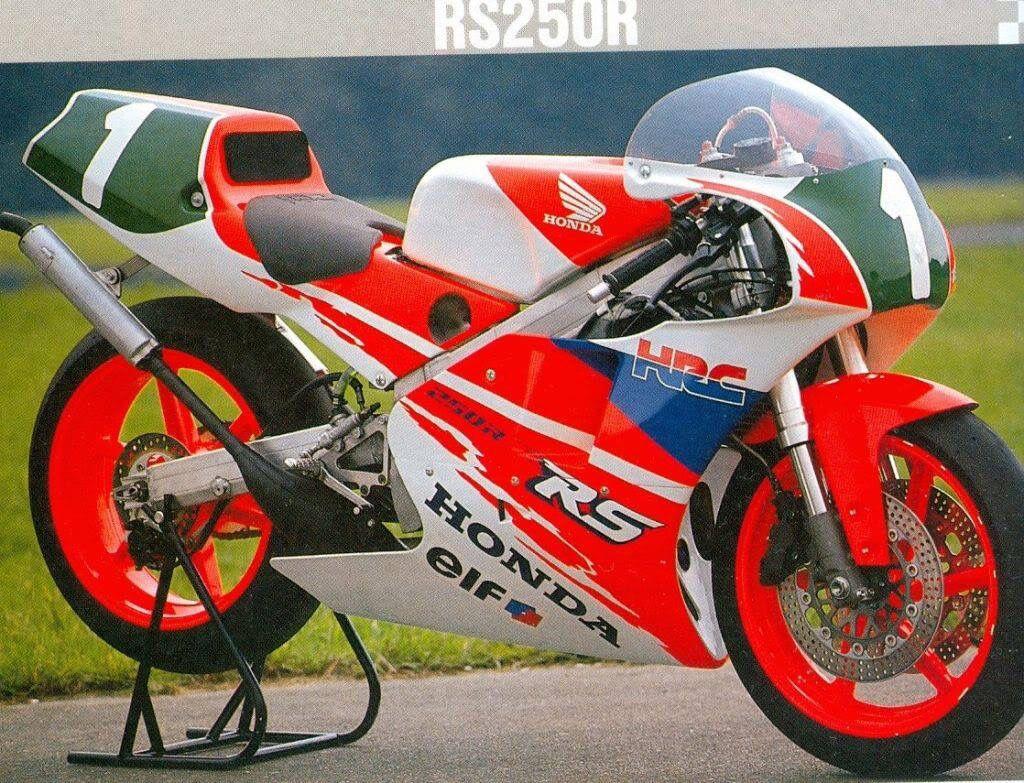 Honda Nf5 Con Im U00e1genes Motos Honda