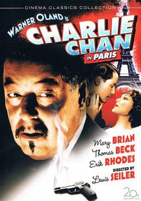 Charlie Chan Em Paris 1935 Leg Charlie Chan Classic Movie