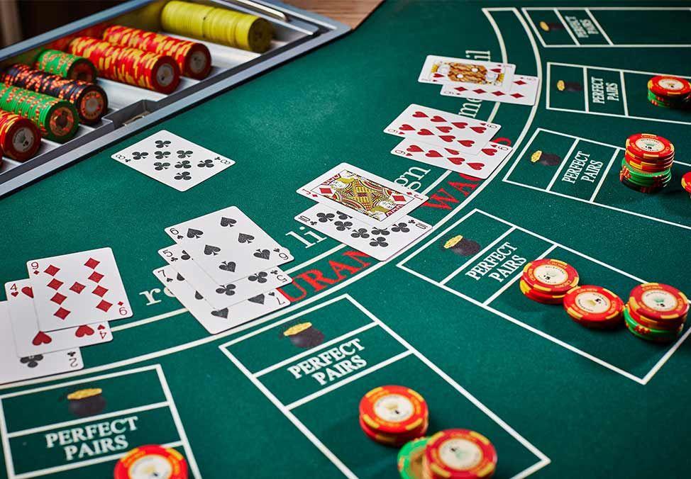 Blackjack casino online free