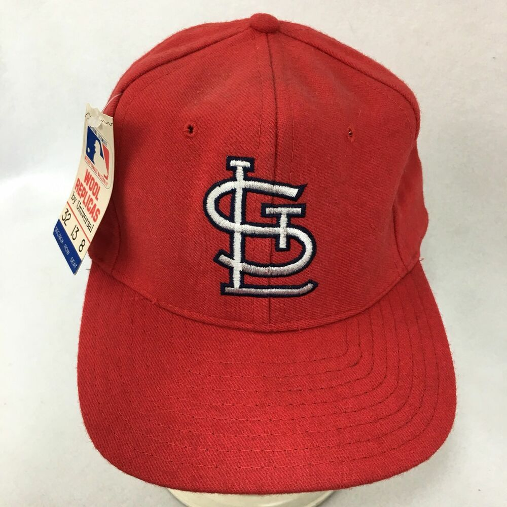 New St Louis Cardinals Baseball Hat Mlb Snapback Cap Wool Replicas By Universal Universal Snapba In 2020 St Louis Cardinals Baseball Baseball Hats St Louis Cardinals