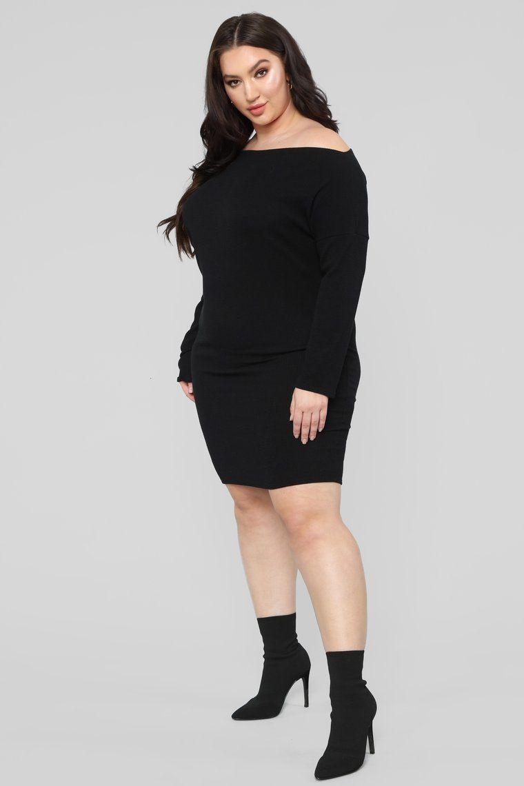 Keeping You Close Sweater Mini Dress Black Mini Black Dress Mini Sweater Dress Mini Dress [ 1140 x 760 Pixel ]