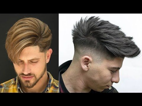 Men 39 S New Cool Hairstyles Video 2017 Youtube Hair Videos Cool Hairstyles For Men Cool Hairstyles