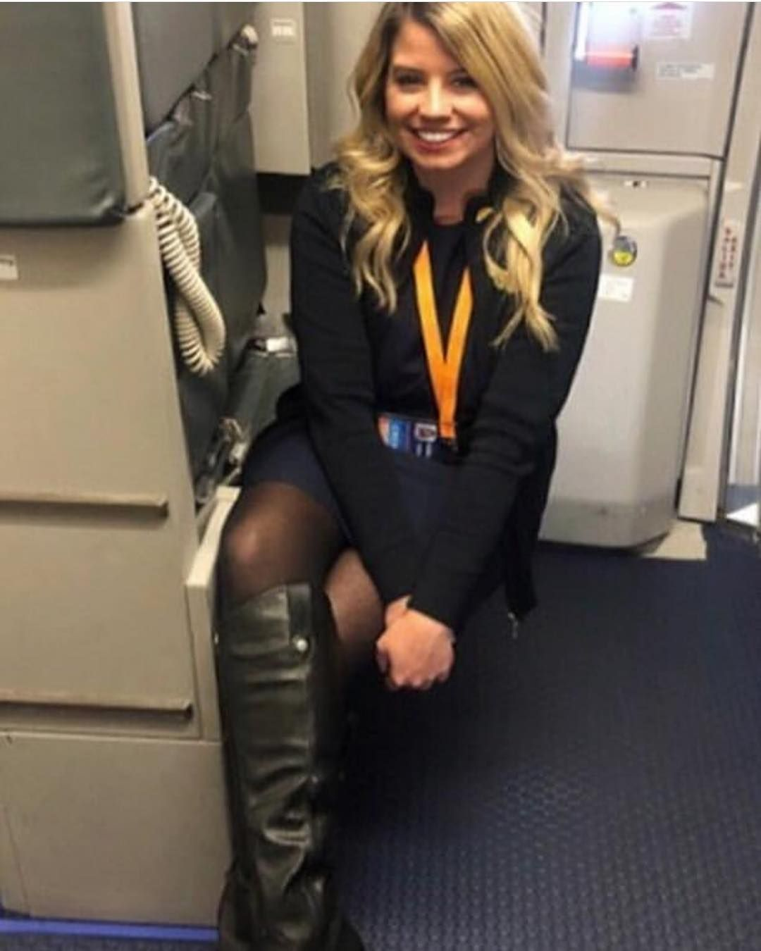 "Airline Milf cabin_crew_boots on instagram: ""#cabincrewboots #cabincrew"