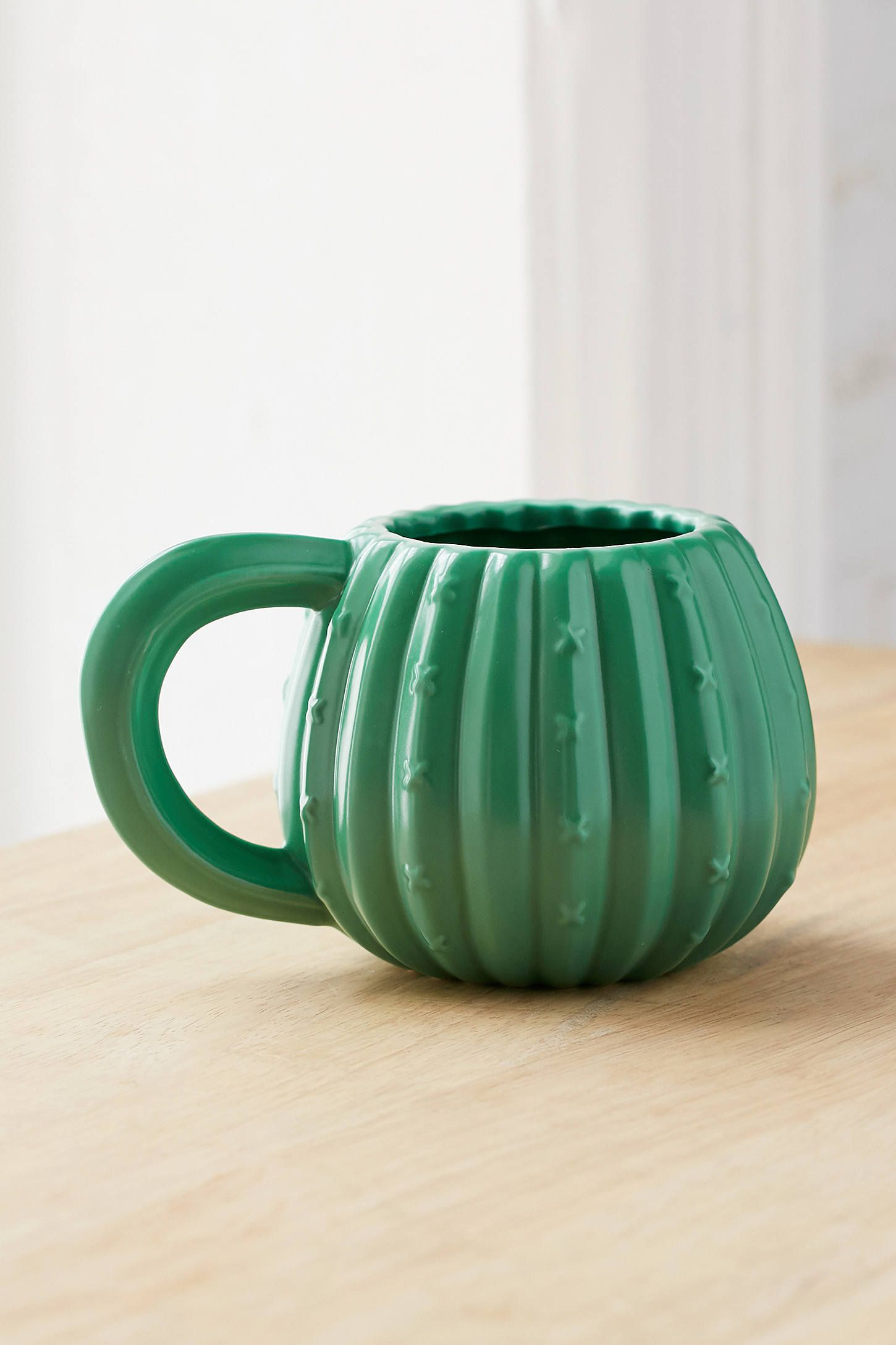 Cactus Mug Mugs Ceramic Mugs Ceramic Coffee Cups