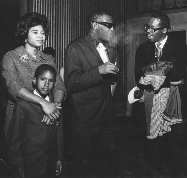 Related image | Ray Charles | Ray charles, Soul music ...