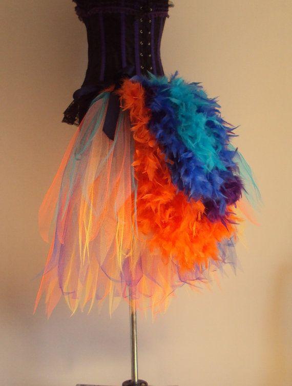 burlesque tutu bustle belt kevin from up karneval kost m kost m ideen und kost me karneval. Black Bedroom Furniture Sets. Home Design Ideas
