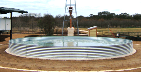 Open Top No Roof Water Tanks Water Storage Tanks Inc Stock Tank Pool Tank Pool Stock Tank Swimming Pool