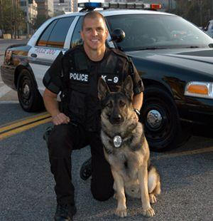 K9 Unit Positive Leo Page 27 Men In Uniform Police Dogs Dog Hero