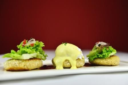 Have you ever tried our Crabmeat Cake?Only available at #CafeEtc!