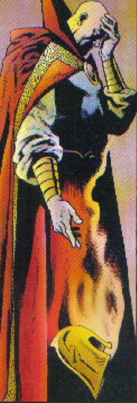 Doctor StrangeFate - Docteur StrangeFate - Amalgam Comics - Charles Xavier