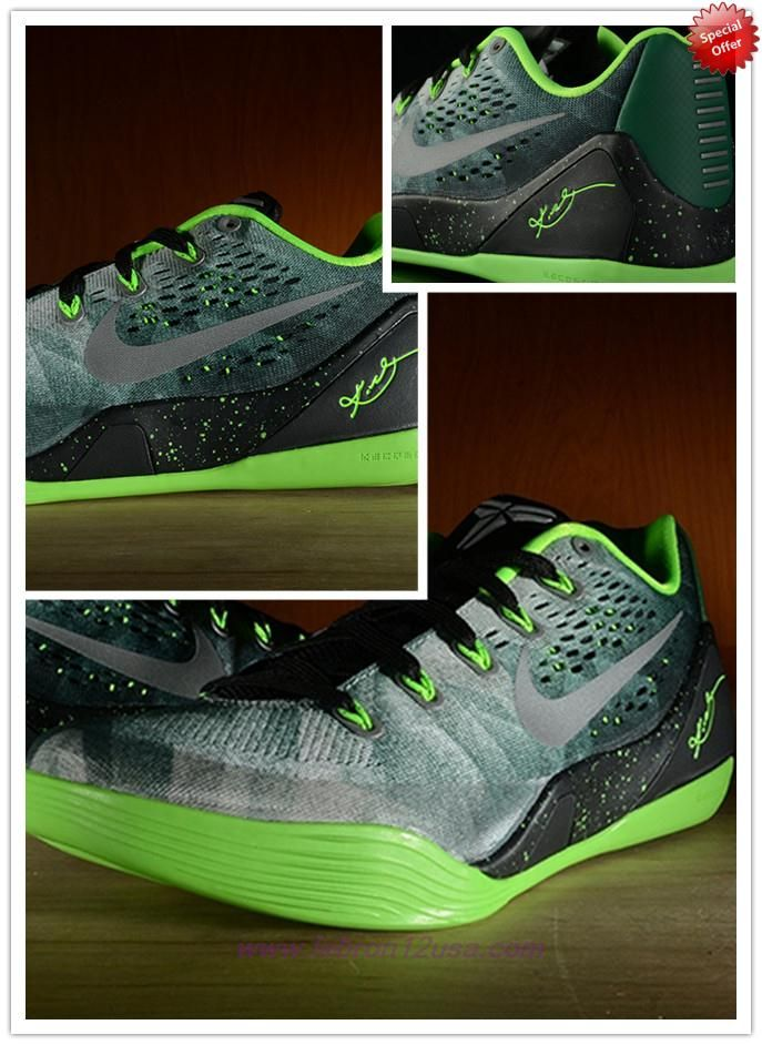 e330ecd4aca61 Buy Cheap Green Nike Kobe 9 EM Premium