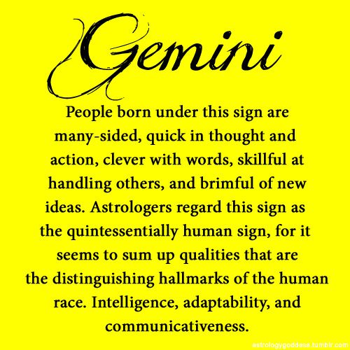 well yes!! You are correct. Gemini