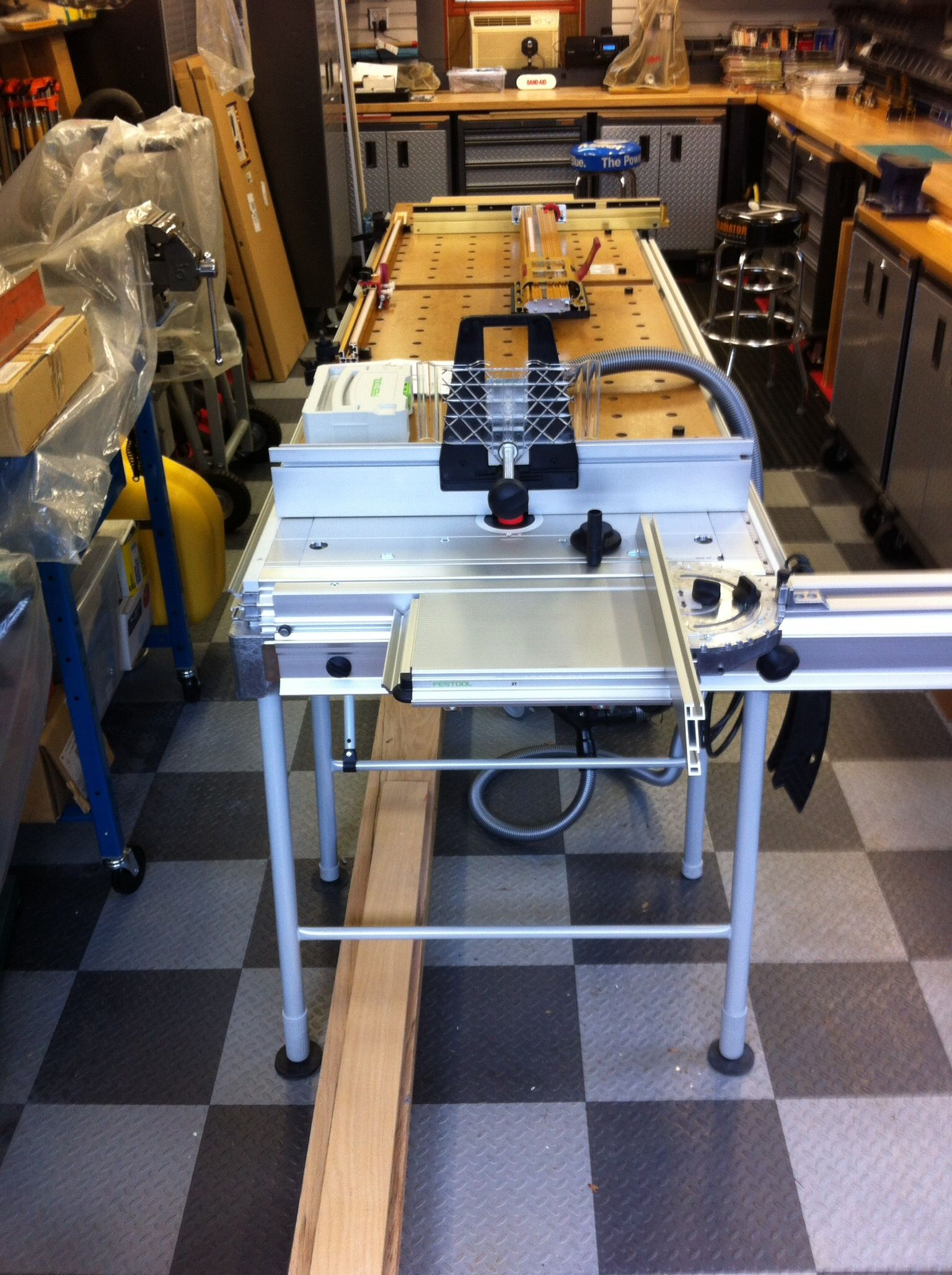 diy router table uk