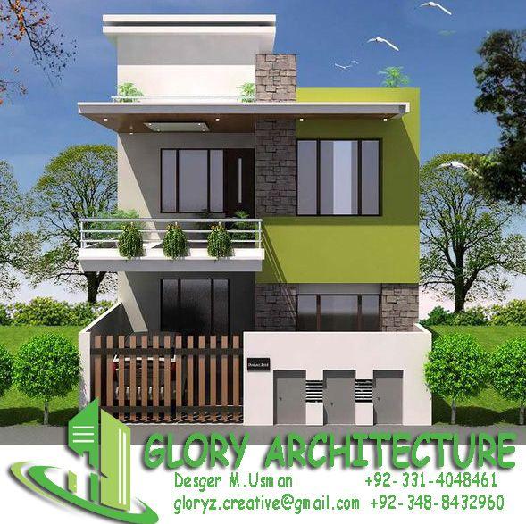 3d Building Elevation 3d Front Elevation