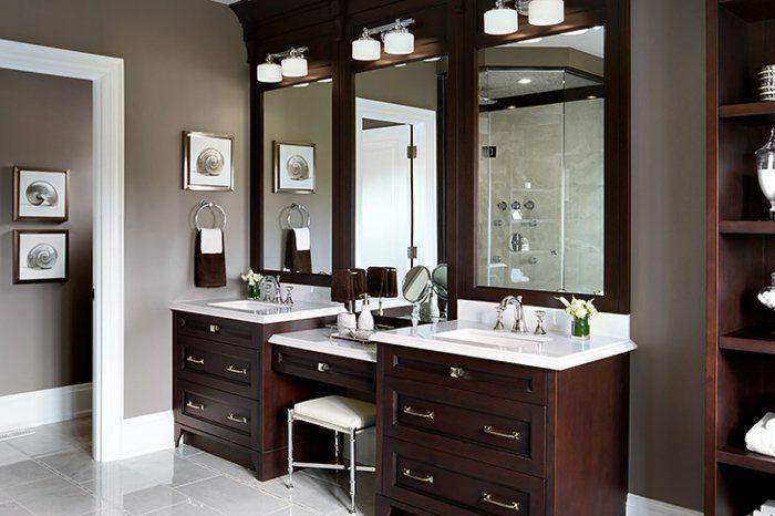 Meuble double vasque 50 idées aménagement salle de bain Archzine