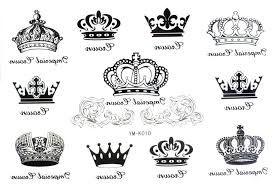 Resultat De Recherche D Images Pour Tatouage Couronne Princesse