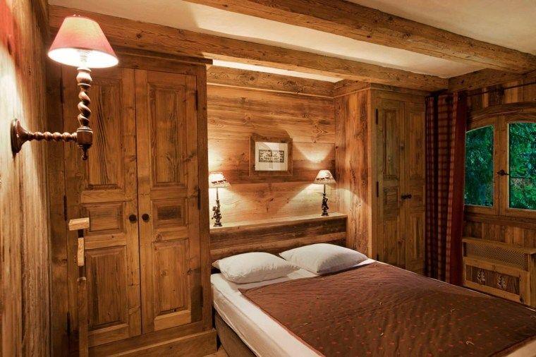 dco chalet montagne une centaine dides pour la chambre coucher - Chambre Style Montagne