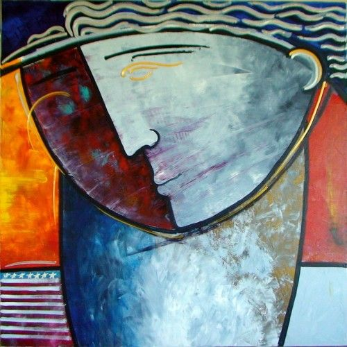 Liberty 2012 by Gaylord Soli  (Gaylord), Original Painting, Oil on Canvas