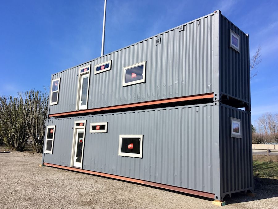 Can You Buy A Tiny House With A Va Loan How Much Does It Cost To Turn A Shipping Conta In 2020 Building A Container Home Container Homes Cost Container Homes Australia