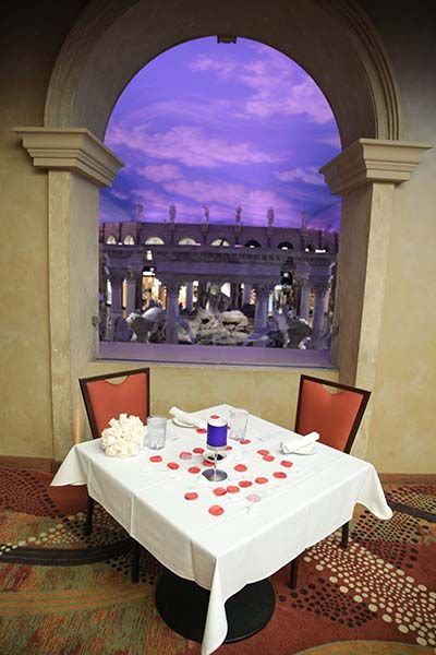 Ceremony With Reception Packages In Las Vegas By Chapel Of The Flowers Affordable Wedding