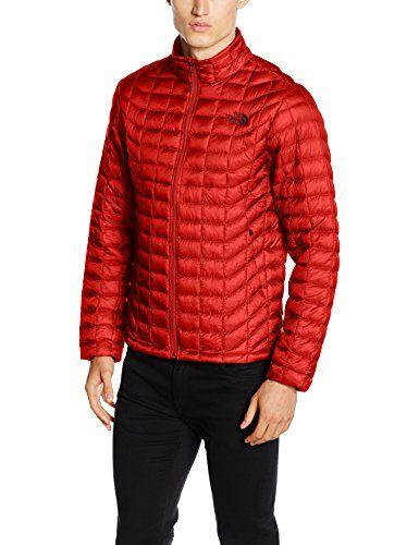 Jacket M Full Men's Eu North Zip Redcar Face Https Thermoball qx4wO17paB