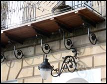 Georgian - Decorative ironwork  #suzilove