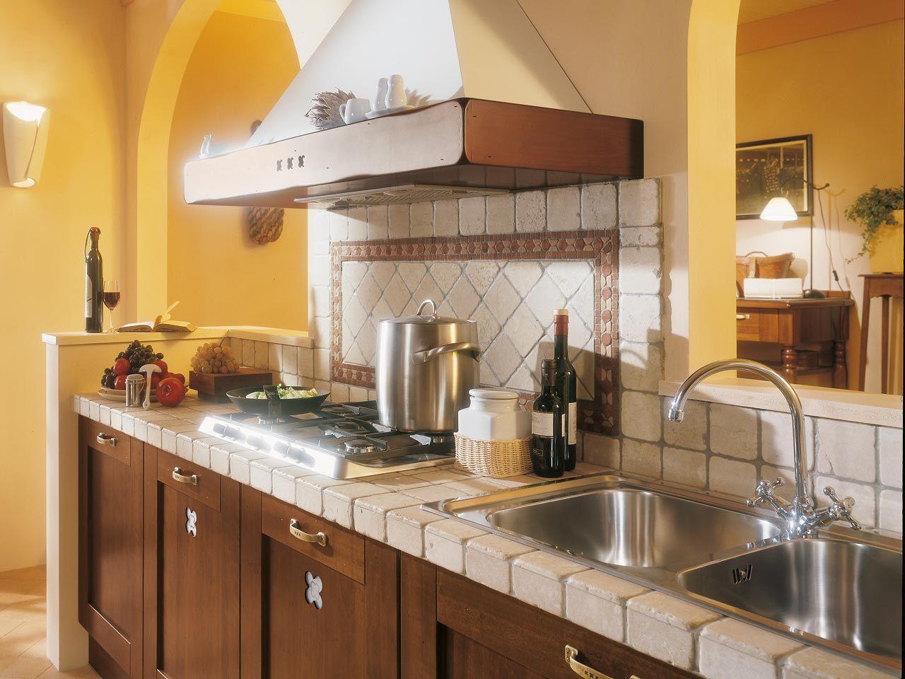 Erica cucina lube classica erica cucine lube classiche pinterest cocina madera - Cucina lube classica ...