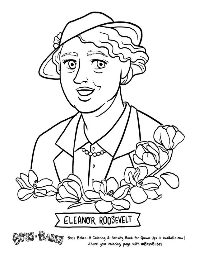 This Is The Feminist Coloring Book You\'ve Been Waiting For | Stuff ...