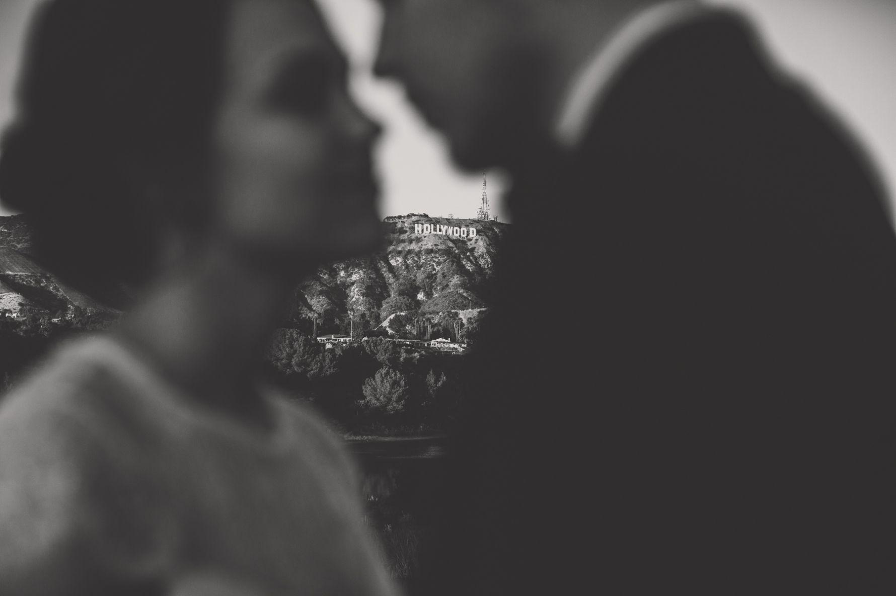 Hollywood Wedding // Nate+Gracie // www.PhilChester.com