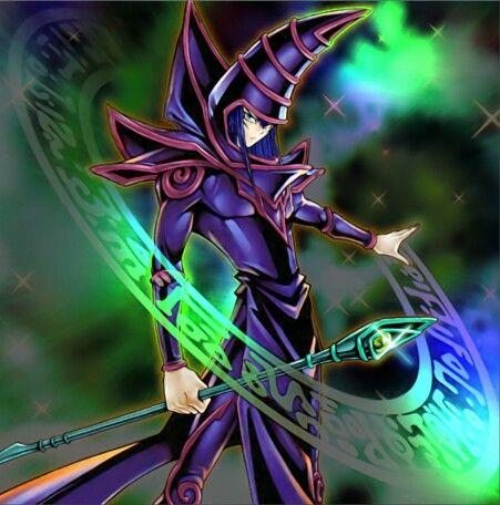 Dark Magician Yugioh Monsters Yugioh Digimon Digital Monsters