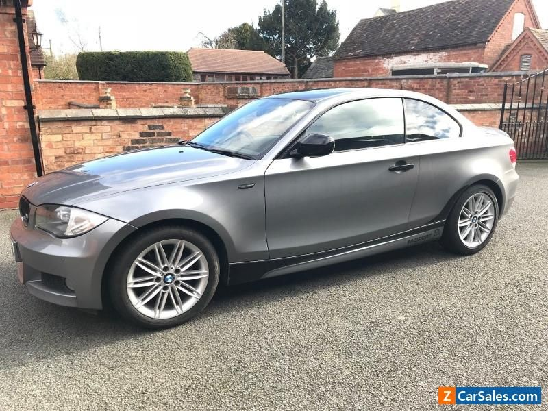 Car For Sale Bmw 118d Coupe