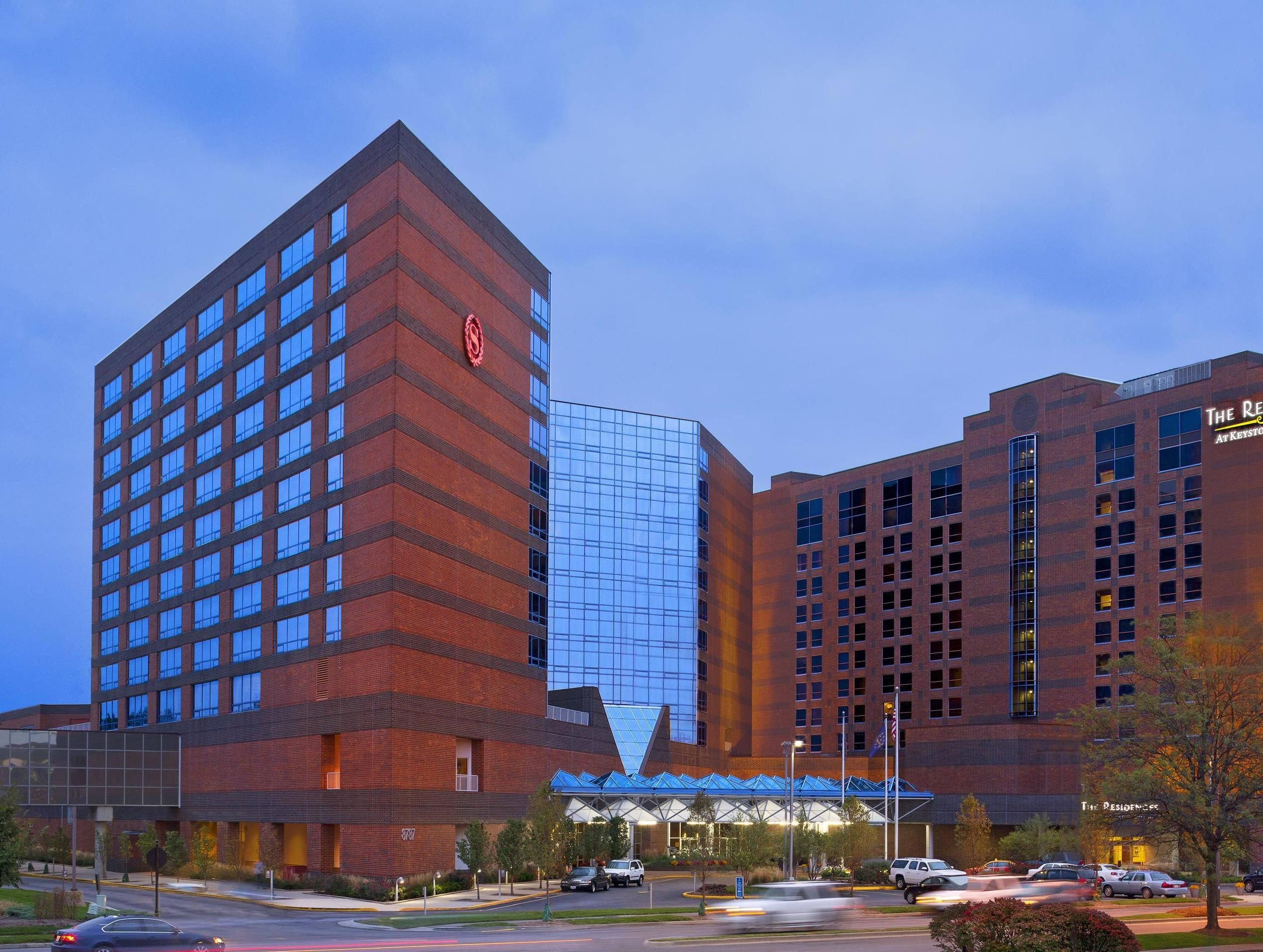 Indianapolis In Sheraton Indianapolis Hotel At Keystone Crossing