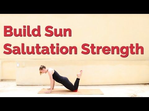 sun salutations for beginners surya namaskar  chaturanga