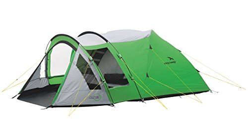 Introducing Easy Camp 4 Person Cyber 400 Tent Green  Silver. Great product and follow us for more updates!