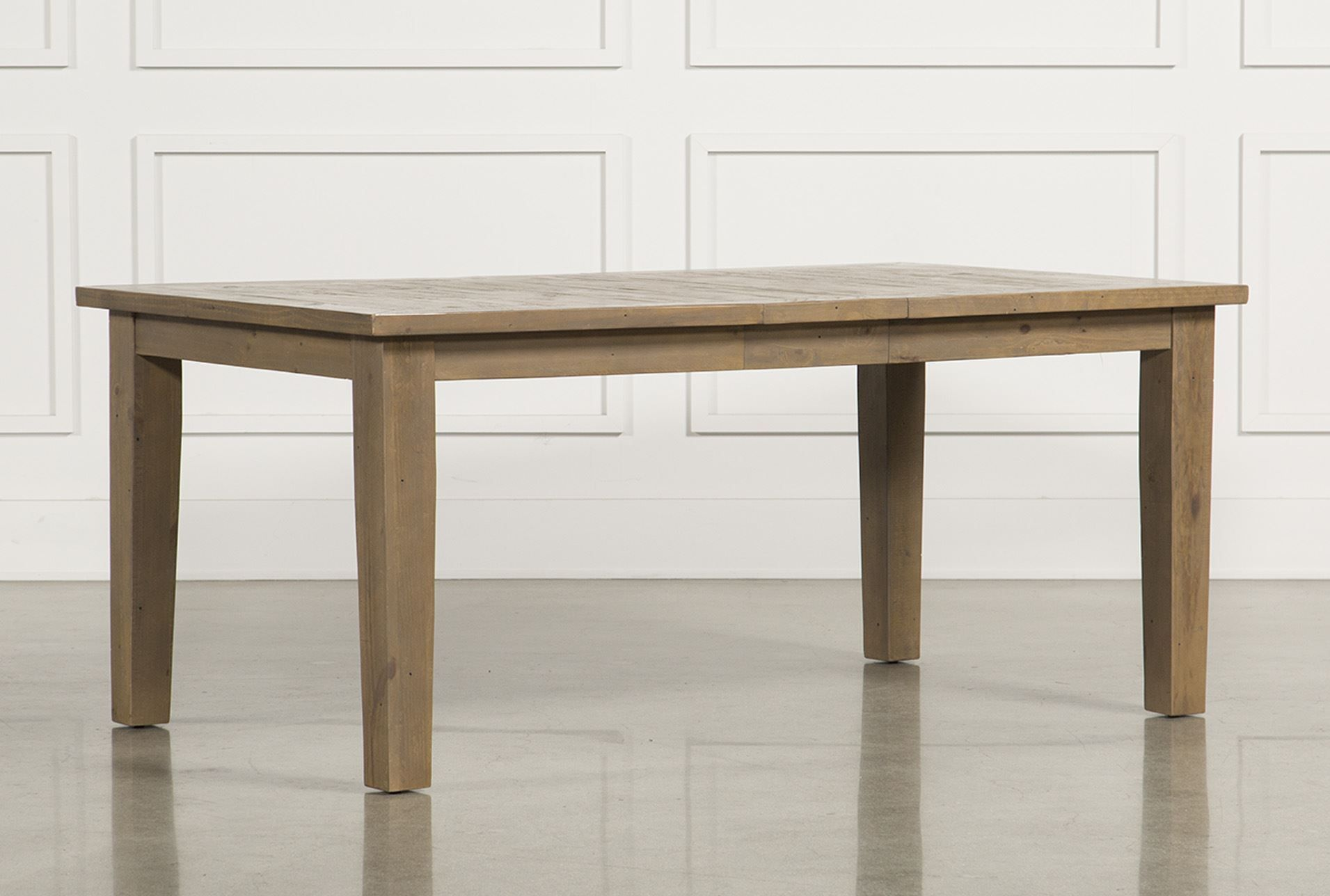 Beckett Rectangle Dining Table Dining Table Living Spaces