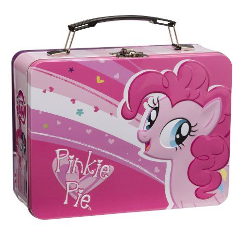 Vandor 42070 My Little Pony Large Tin Tote, Multicolor, 2015 Amazon Top Rated Lunch Boxes #Kitchen