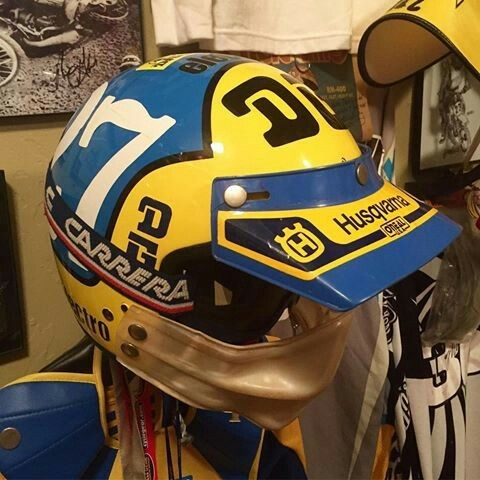 Pin By Todbay On Dirt Bikes Vintage Helmet Bmx Gear Vintage Motocross