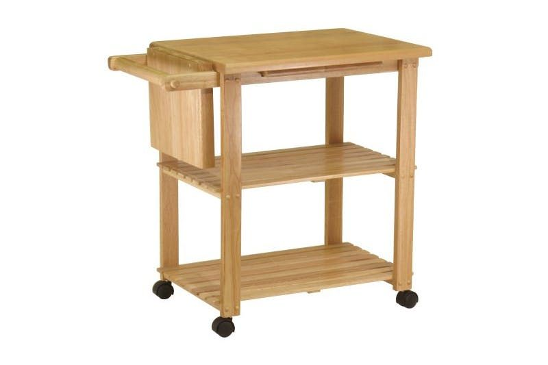 The 12 Best Utility Carts For Every Budget Solid Wood Kitchens Wood Kitchen Kitchen Cart
