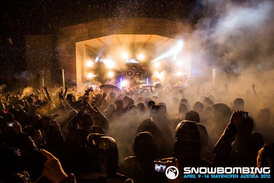 FatBoy Slim / SnowBombing 2012
