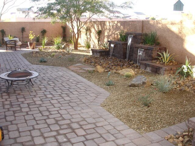 Backyard Landscaping Ideas In Las Vegas