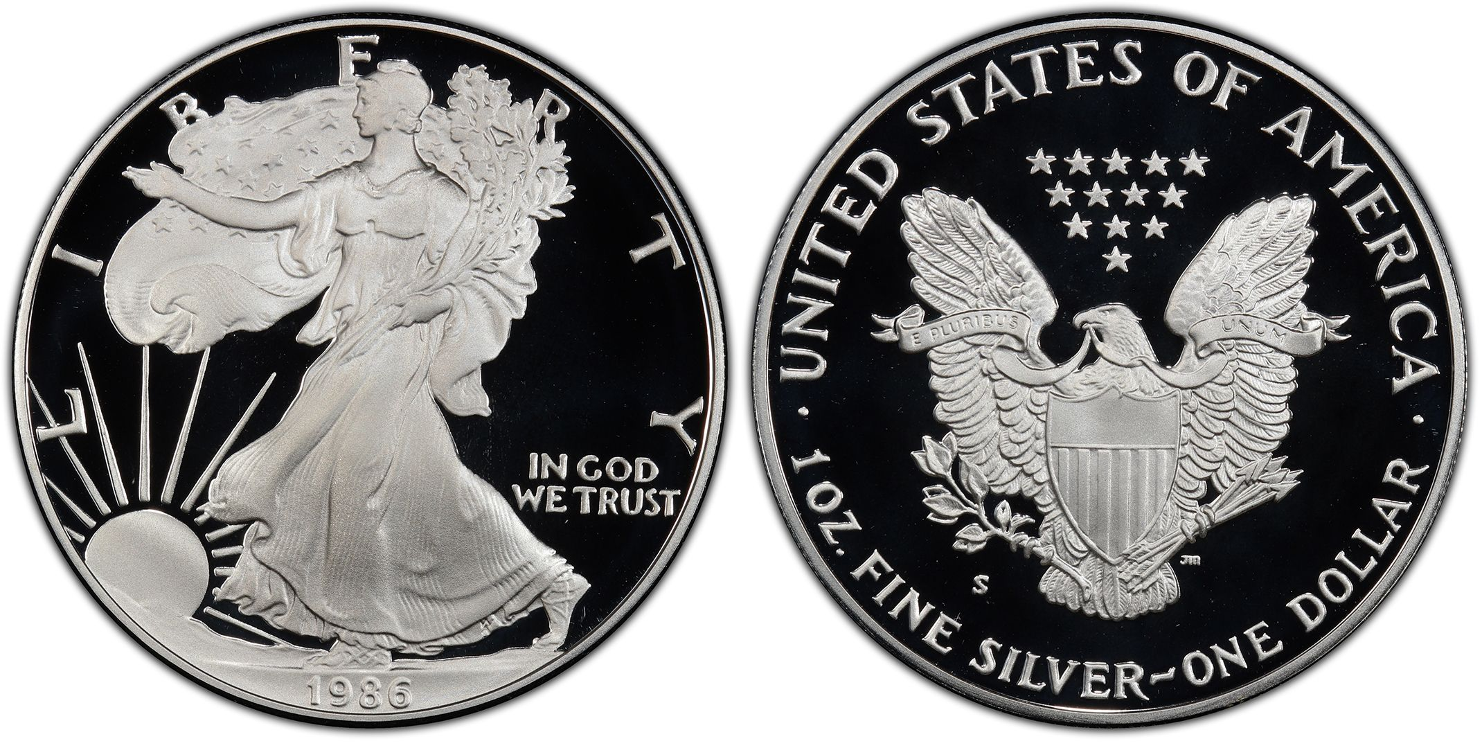 Rainbow Toned Silver American Eagle Coin 1 Troy Ounce Fine Silver High Grade Artistic Toning All Colors Eagle Coin Silver Eagle Coins American Silver Eagle