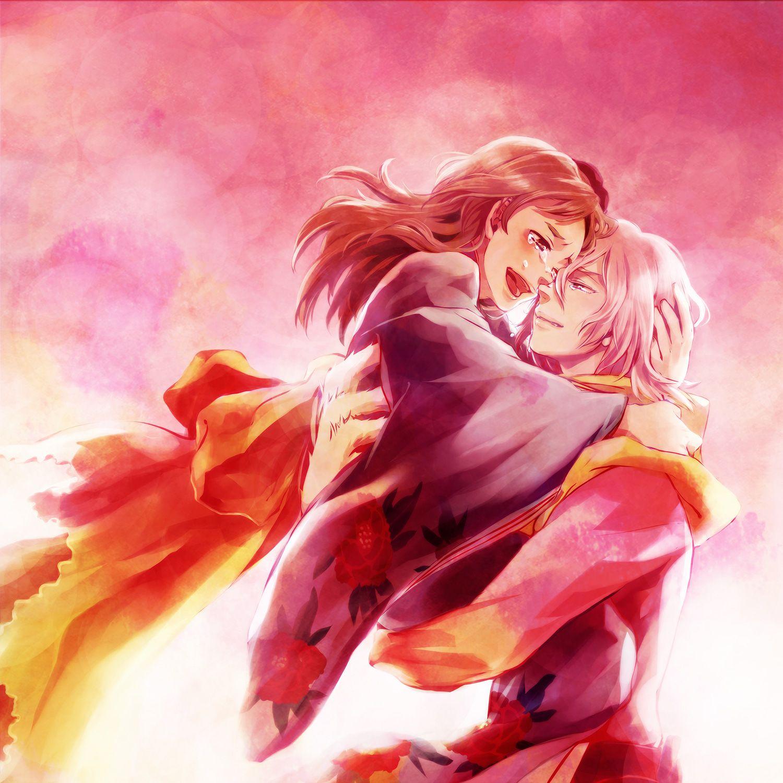 Hamaji And Shino Of Fuse Memoirs Of The Hunter Girl Anime Love Anime Backgrounds Wallpapers Anime Films